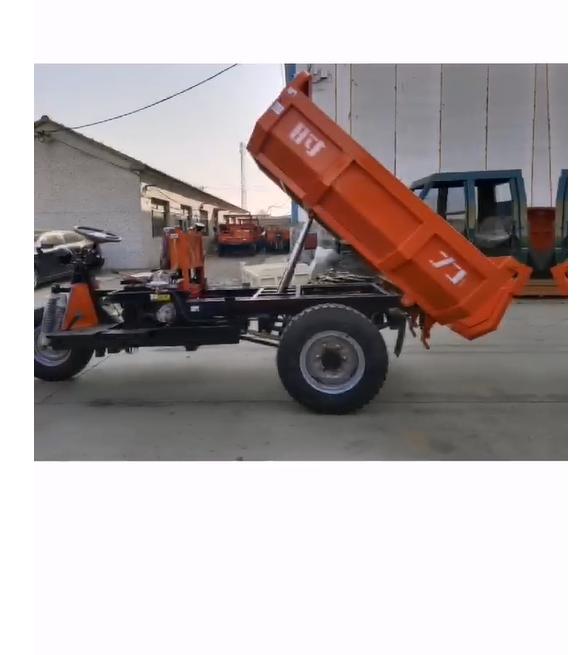 时力1-4吨矿用三轮车超酷直拍视频