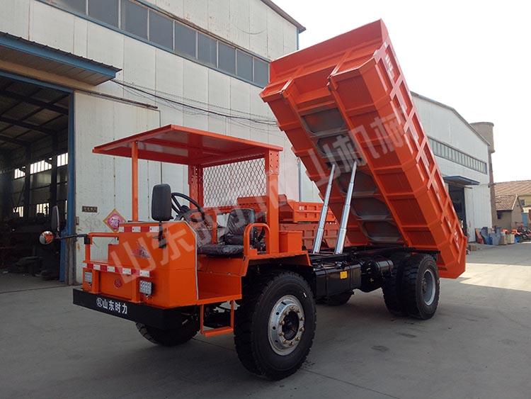 15吨矿用四不像车