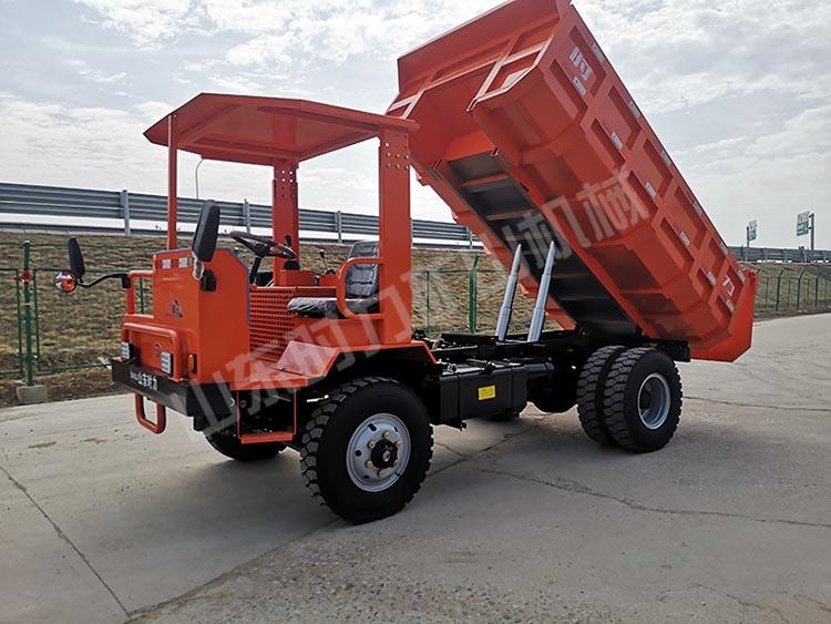20吨矿用四不像运输车