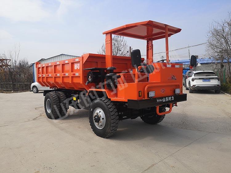 20吨矿用四不像运输车图片
