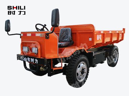 4吨电动四轮车