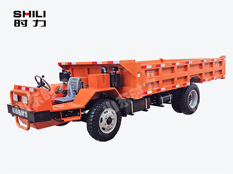 6吨矿用四不像车
