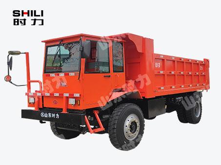 25吨矿用四不像车