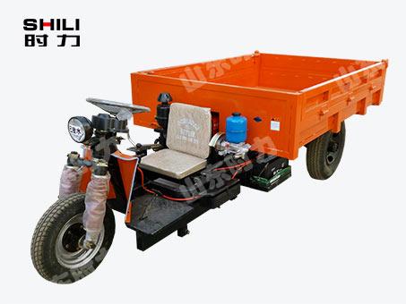 低矮型三轮车