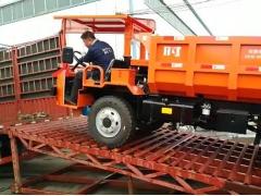 8吨湿式制动矿用运输车货发安徽