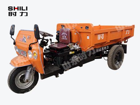 工地工程专用三轮车