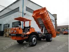 8吨矿用运输车(图文)四不像车