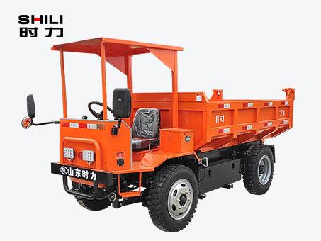 5吨电动四轮车