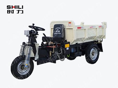 0.6吨电动三轮车
