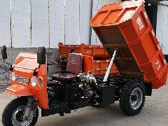 南美经销商订购50台井下矿用柴油三轮车