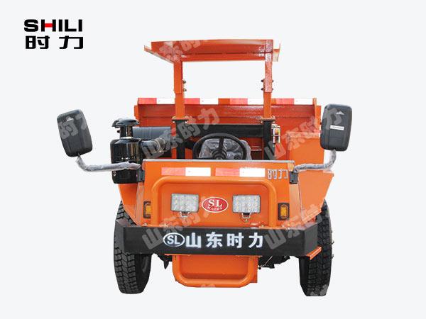 5吨矿用四不像车正面